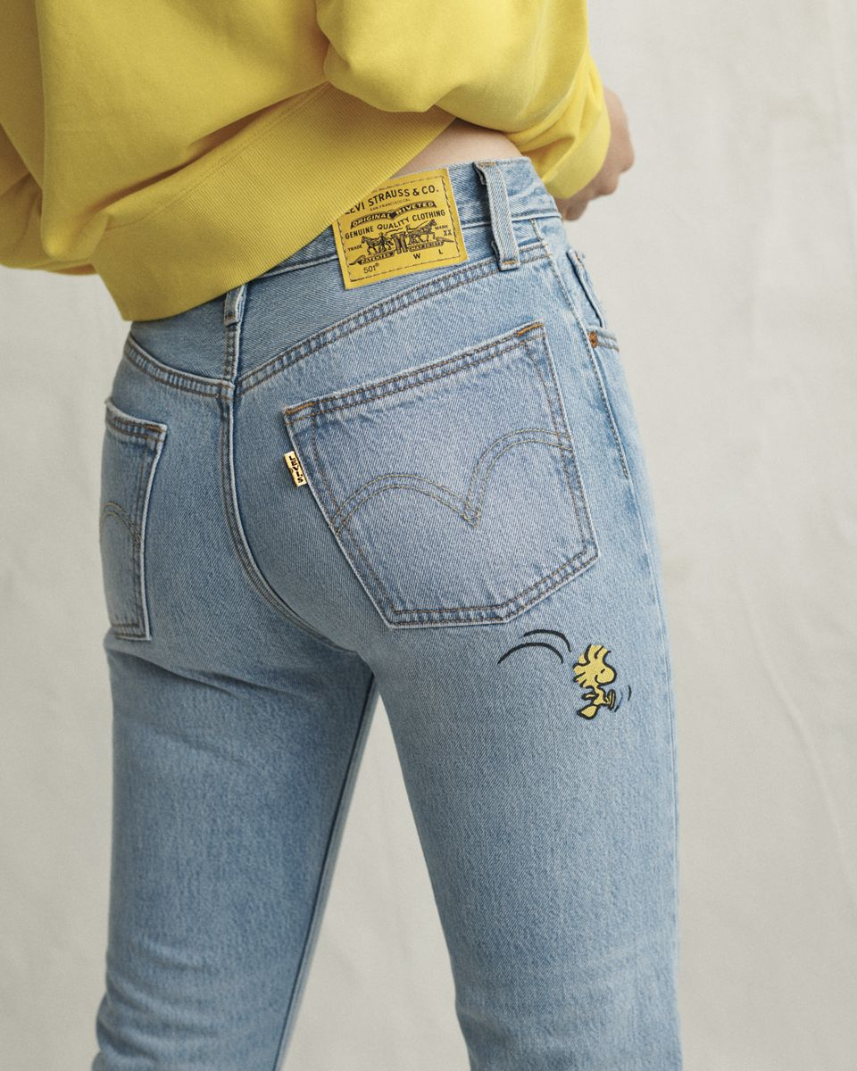 levis174 peanuts collection 2019 fashion time
